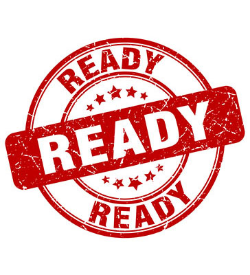 Always ready